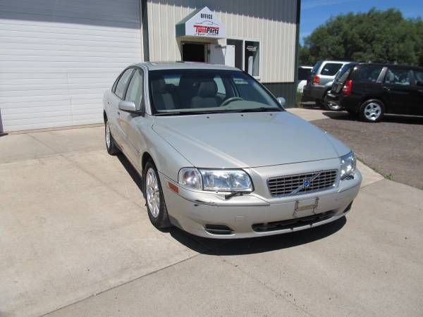 2004 VOLVO S80 ALL WHEEL DRIVE -LOADED-