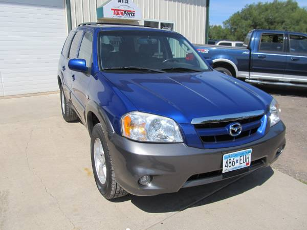 2006 MAZDA TRIBUTE S AWD -LOADED-CLEAN-