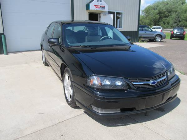 2004 CHEVROLET IMPALA SS -3.8 SUPERCHARGED-