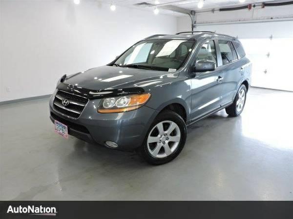 2009 Hyundai Santa Fe Limited SKU:9H269203 SUV