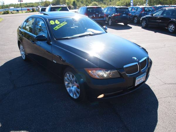 2006 BMW 330Xi AWD SPORTS SEDAN! RELIABLE INLINE 6 MOTOR! WELL CARED 4