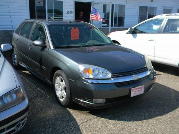 2005 Chevrolet Malibu Maxx 4dr Sdn LT with Pedals, power, adjustable,