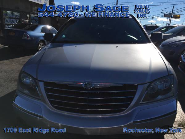 2006 Chrysler Pacifica - No credit? We can still get you approved!