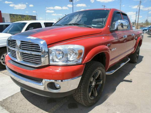 WE FINANCE▀2008 DODGE RAM 1500 BIG HORN EDITION 4x4