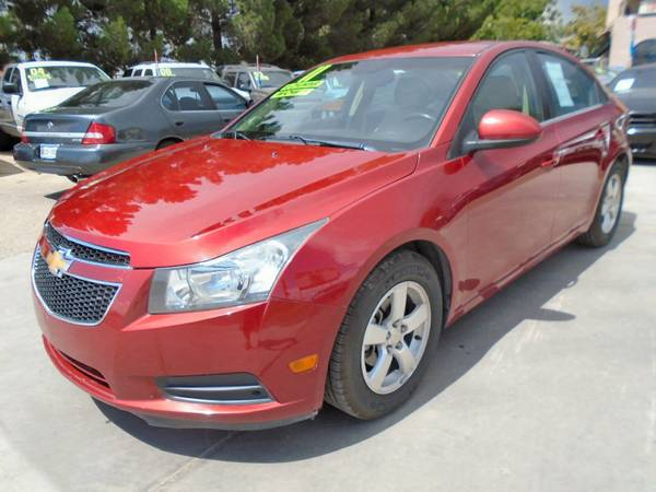 WE FINANCE!!-Buy Here-payhere▀2011 CHEVROLET CRUZE LT