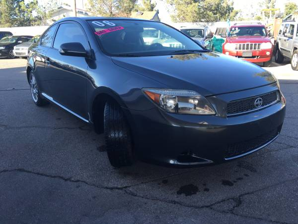 06 Scion TC Hatch- WE FINANCE!!!!-$1500 down oac