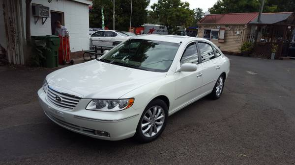 2008 Hyundia Azera, NEW PRICE! super clean, dual pwr seats, cd