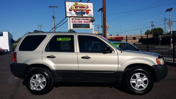 SOLD!! Ford Escape 0% Interest! NO CREDIT CHECKS!
