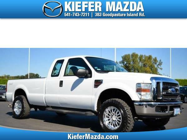 2008 *Ford* *Super* *Duty* *F-250* *SRW* *4WD SuperCab 142 XL*...
