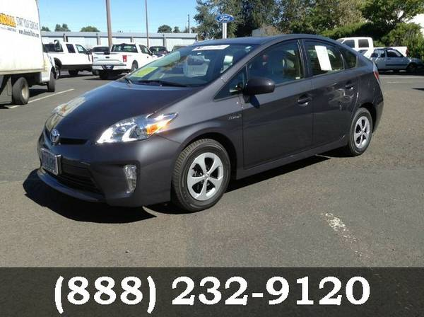 2013 Toyota Prius Winter Gray Metallic Call Today!
