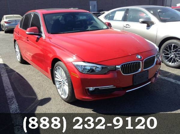 2014 BMW 3 Series Melbourne Red Metallic *WHAT A DEAL!!*