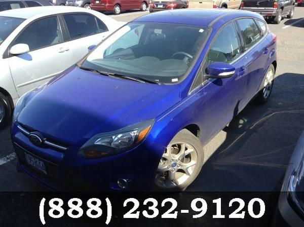 2013 Ford Focus Performance Blue Call Now..Priced to go!