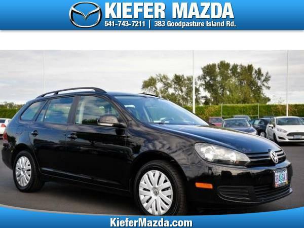 2013 *Volkswagen* *Jetta* *SportWagen* *4dr Auto S PZEV* Station Wagon