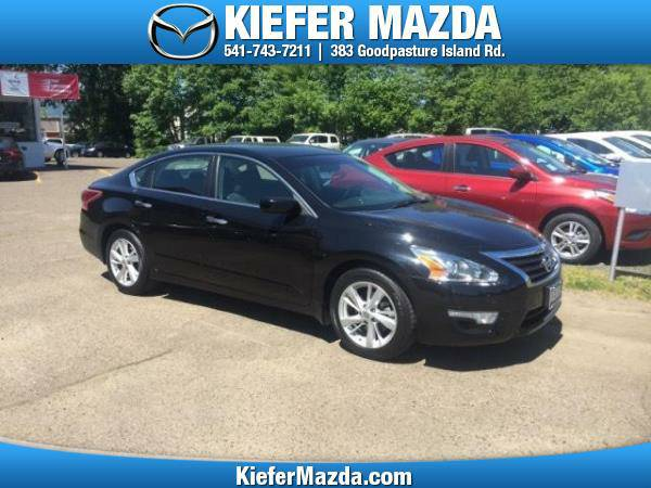 2013 *Nissan* *Altima* *4dr Sdn I4 2.5 S* 4dr Car