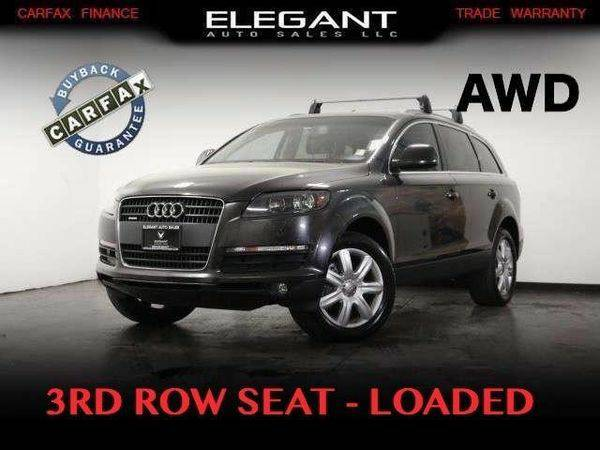 2008 *Audi* *Q7* 3.6 Premium loaded backup camera AWD