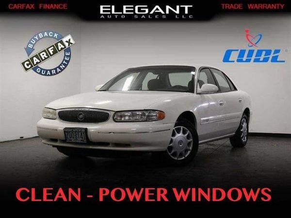 2002 *Buick* *Century* CLEAN POWER WINDOWS