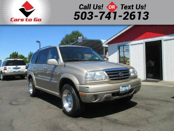 2002 Suzuki XL-7 WITH ONLY 72K MILES XL7 SUV XL-7 Suzuki