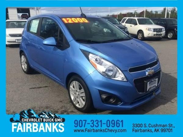 2015 Chevrolet Spark 1LT (You Save $463 Below KBB Retail)