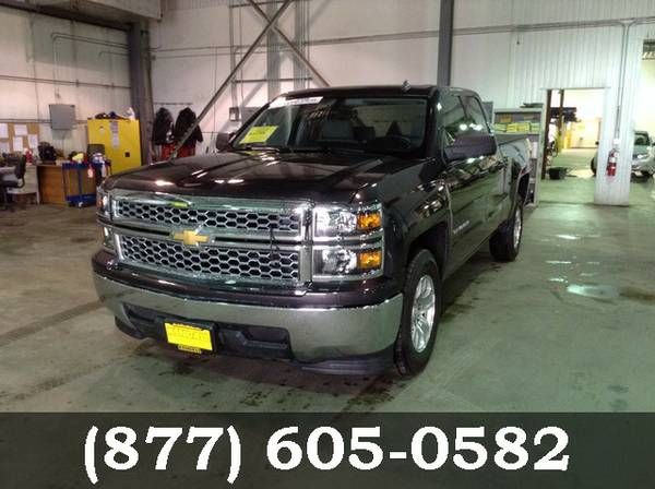 2014 Chevrolet Silverado 1500 GRAY *Priced to Sell Now!!*