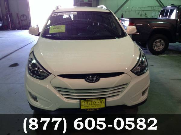 2015 Hyundai Tucson Winter White Solid **PRICED TO MOVE!!**