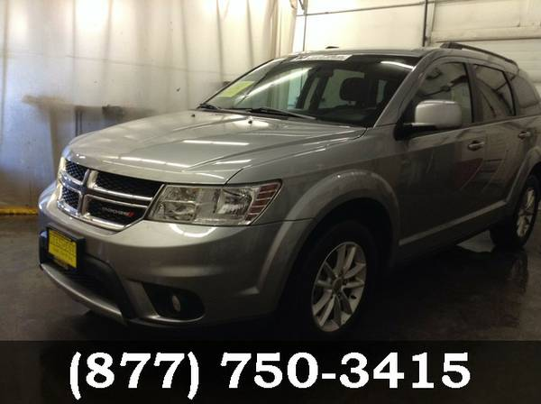 2016 Dodge Journey LT GRAY GO FOR A TEST DRIVE!