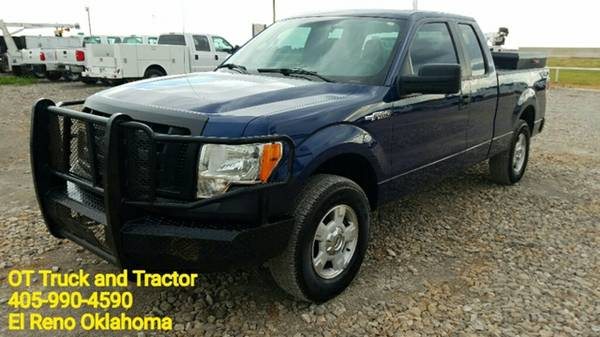 2011 Ford F-150 XL Extended Cab Short Bed 5.0 4x4 F150 4wd