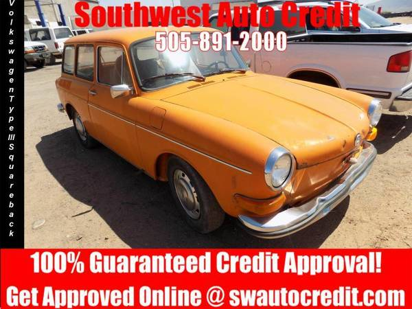 1973 Volkswagen 3SQ TYPE III SQUAREBACK WAGON *IN HOUSE FINANCING*