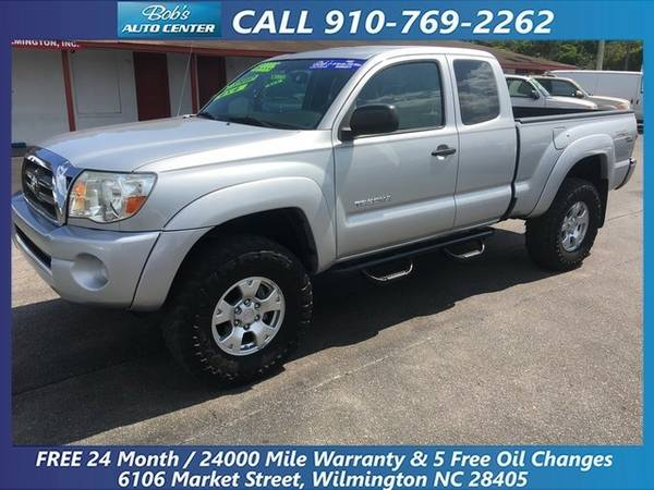 2009 Toyota Tacoma with