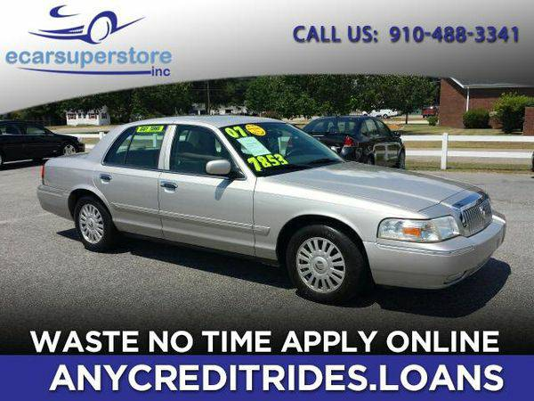 2007 *Mercury* *Grand* *Marquis* LS Premium You're Approved or...