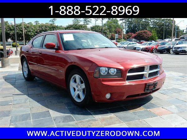 2010 DODGE CHARGER R/T- Bad Credit OK - Military Discounts - Pre-Appr