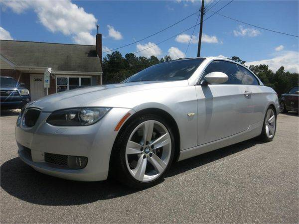 2008 *BMW* *335I* *Convertible* Come See the Difference