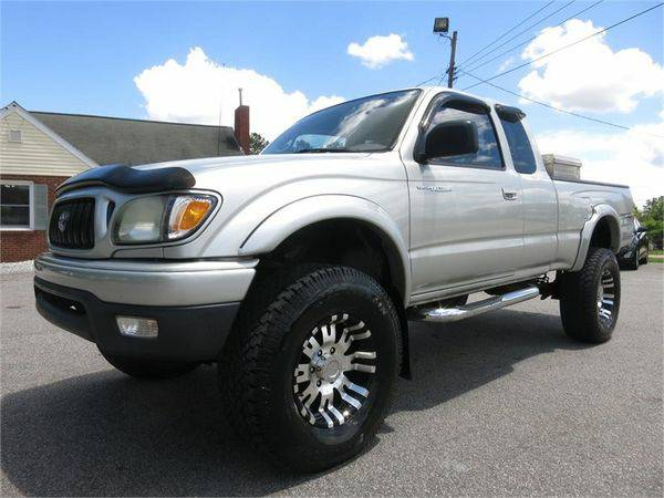 2003 *TOYOTA* *TACOMA* *XTRACAB* *4WD* *SR5* *TRD* Come See the...