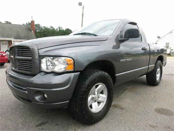 2003 *DODGE* *RAM* *1500* *SLT* Come See the Difference