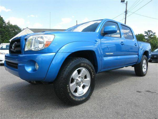 2008 *TOYOTA* *TACOMA* *DOUBLECAB* *4WD* *Sport* Come See the...