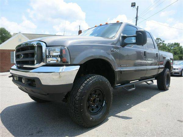 2003 *FORD* *F250* *SUPER* *DUTY* *Lariat* *7.3* Come See the...
