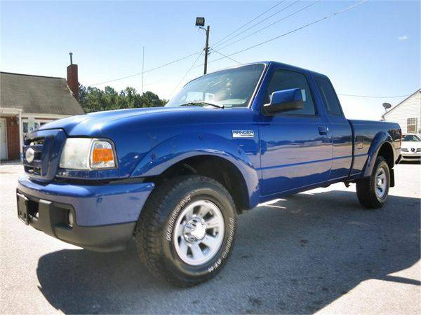 2006 *FORD* *RANGER* *Sport* Come See the Difference