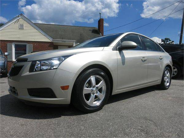 2013 *CHEVROLET* *CRUZE* *LT* Come See the Difference