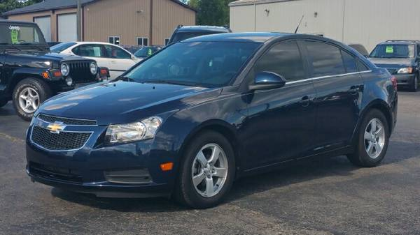 2011 Chevrolet Cruze LT - Turbocharged - Great Gas Mileage!!!