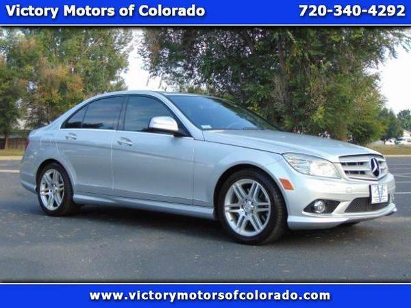 2008 *Mercedes-Benz* *C-Class* C350 Sport Sedan - Over 450 Vehicles...