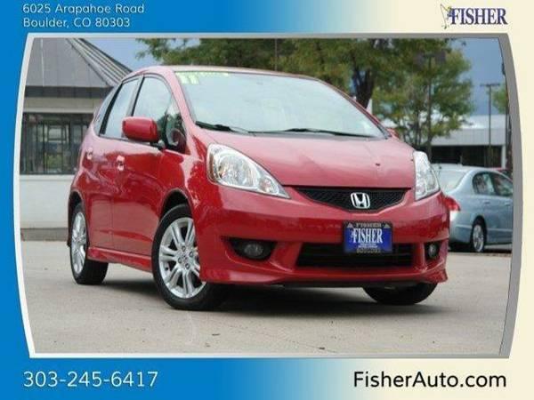 2011 Honda Fit 5dr HB Auto Sport 4dr Car 5dr HB Auto