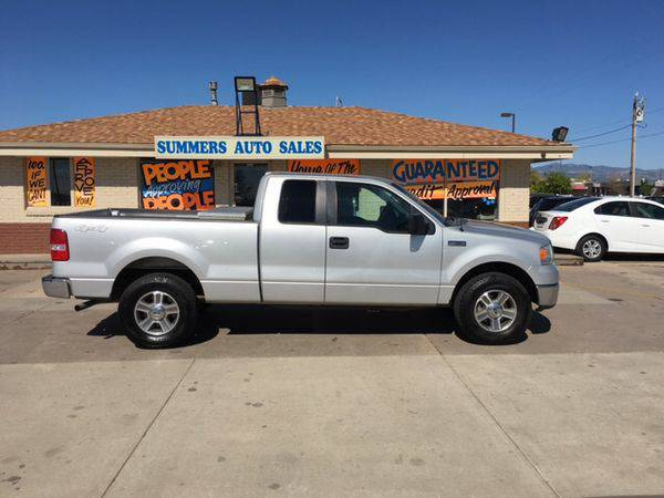 2008 *Ford* *F-150* *F 150* *F150* XL 4x4 4dr SuperCab Styleside 6.5...