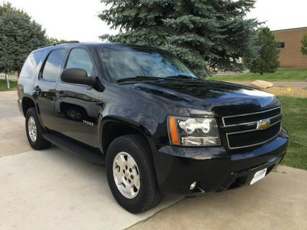 2010 CHEVROLET TAHOE K1500 5.3L 4x4 3rd Row 4WD Seats 9 AWD 322mo_0dn