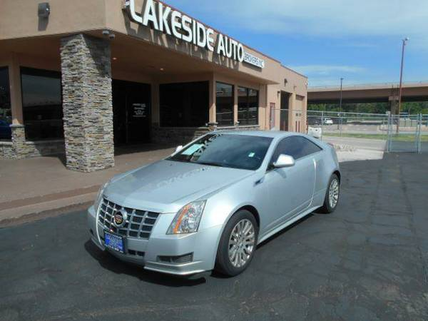 2013 Cadillac CTS Base Coupe AWD Low Miles! *CHRIS*