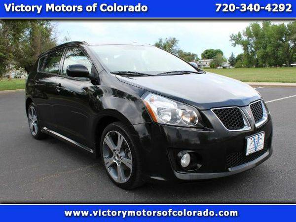 2009 *Pontiac* *Vibe* GT - Over 450 Vehicles to Choose From!