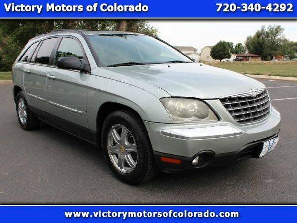 2004 *Chrysler* *Pacifica* AWD - Over 450 Vehicles to Choose From!