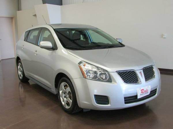 CARFAX CERTIFITED 2009 PONTIAC VIBE AKATOYOTA MATRIX NEW TIRES