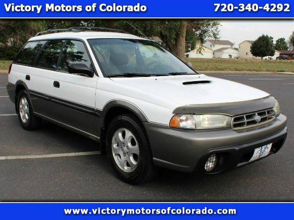 1999 *Subaru* *Legacy* *Wagon* Outback AWD - Over 450 Vehicles to...