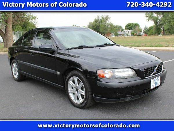2002 *Volvo* *S60* 2.4T - Over 450 Vehicles to Choose From!