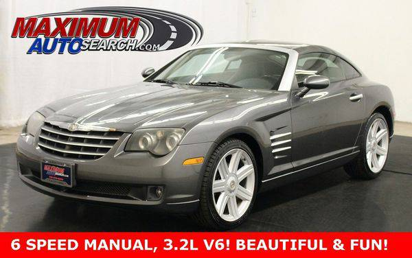 2004 *Chrysler* *Crossfire*