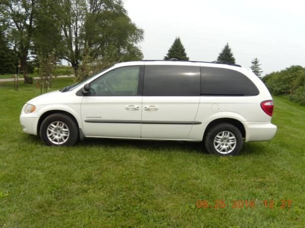 2001 Dodge Grand Caravan Sport Low Miles